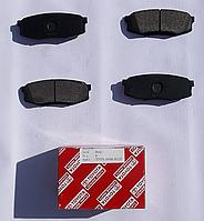 Колодки тормозные задние LC200, LX570, SEQUOIA,TUNDRA