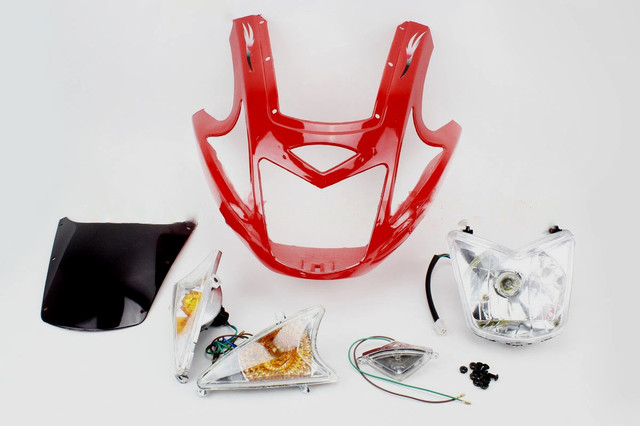 Пластик мотоцикл Viper 125-200 куб.см