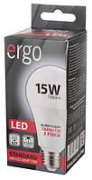 Светодиодная лампа Ergo 15W Standard E27 4100K