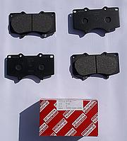 Колодки тормозные передние PRADO 120, FJ CRUISER, HILUX III