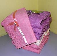 Махровое лицевое полотенце 90 х 45 см