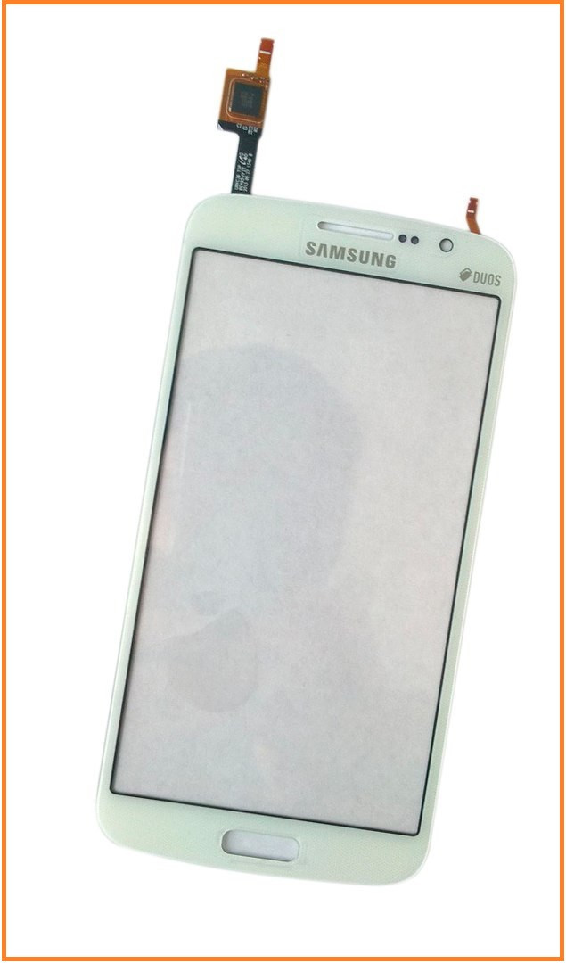 Сенсор (тачскрин) Samsung G7102 Galaxy Grand 2 Duos White Original