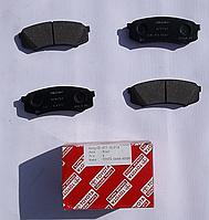 Колодки тормозные задние PRADO 120, FJ CRUISER