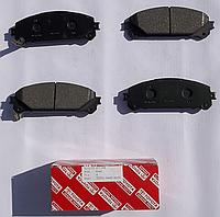Колодки тормозные передние HIGHLANDER, RX, NX, RAV-4 IV
