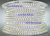 Светодиодная лента 220V Premium Lemanso 2835 120Led Белая IP68