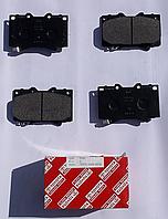 Колодки тормозные передние LC100, LX470