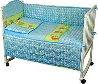 Спальный комплект в детскую кровать