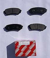 Колодки тормозные задние LC100, LX470