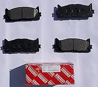 Колодки тормозные передние CAMRY 40/50, RAV-4 III, ES