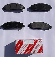 Колодки тормозные передние VENZA