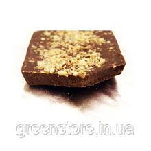 Шоколад на керобе с орехами