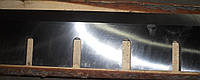 Нож лущильный 1450х180х15 (сталь FUSANOR)