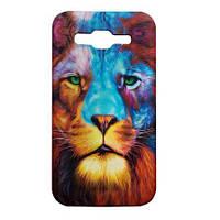 Чехол-накладка Animal Case Samsung J2 Prime Lion (G532)