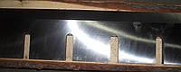 Нож лущильный 2000х180х15 (сталь 6ХС)