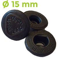 Кнопки для одежды DASH альфа оксид (15mm)