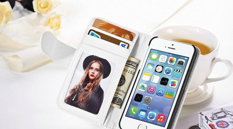 Чехол книжка для Iphone 4/4s