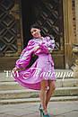 Платье бохо выпускное вышитое, вышиванка лен, этно, стиль бохо шик, вишите плаття вишиванка, фото 3
