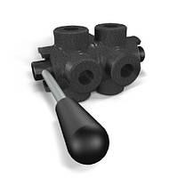 Диверторы 6-ти линейные трубного монтажа DF 6 VIE (G3/8, G1/2), фото 1
