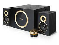 Колонки 2.1 Sven MS-1085 Gold Black
