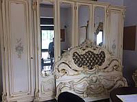 Роскошная спальня SILIK. Спальня в стиле барокко. SILIK. Италия