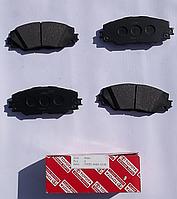 Колодки тормозные передние RAV-4, Auris