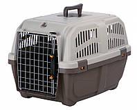 Trixie (Трикси) Skudo транспортировочный бокс переноска для собак и кошек (с замком IATA)