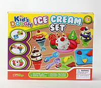 """Тесто для лепки Kid's Dough набор """"Мороженое"""" Ice-Cream Set 11730"""