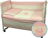 Спальный комплект в детскую кровать, фото 1