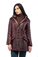 Женская куртка КВ-4 Бордо, фото 1