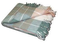 Плед шерстяной Комфорт 140x200см (цвета в ассортименте) ТМ Vladi, 2390