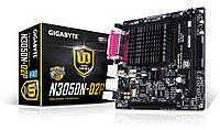 Материнская плата с процессором Gigabyte GA-N3050N-D2P