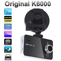 Видеорегистратор DVR K6000 1080p