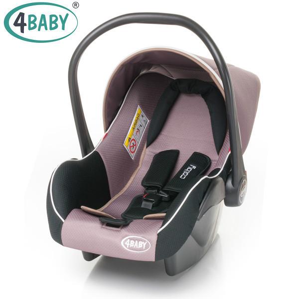 Детское автокресло (0+) переноска и люлька 0-13 кг 4baby - Colby