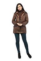 Женская куртка КВ-4 Шоколад