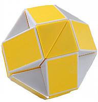 Игрушка-головоломка ShengShou Twist Puzzle yellow+white (SSTW26)