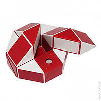 Игрушка-головоломка ShengShou Twist Puzzle red+white (SSTW25)