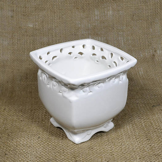 Ваза керамическая LJ14A-5217-WB