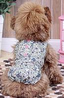Платье для собак  Добаз , Dobaz  Милан синий