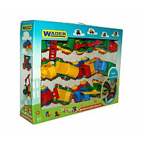 "Детские машинки Wader ""Kid cars"" 39243 (12 шт) (МАГ)"
