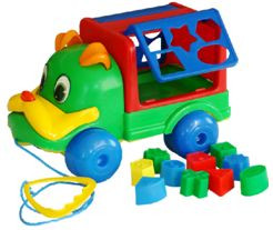 Дитяча каталка «Собака» 06-602, Kinder Way