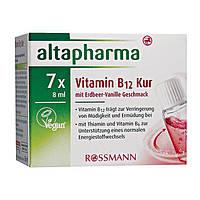 Altapharma Vitamin B12 Kur Trinkfläschchen - Витамин В12 питьевой, 7 ампул x 8 ml, 56 мл