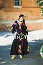 Платье женское бохо вышиванка лен,4 клина, стиль бохо шик, вишите плаття вишиванка, Bohemian,стиль Вита Кин, фото 6