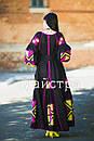 Платье женское бохо вышиванка лен,4 клина, стиль бохо шик, вишите плаття вишиванка, Bohemian,стиль Вита Кин, фото 7