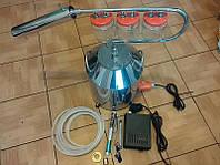 Дистиллятор с сухопарниками нержавеющая сталь 24 л