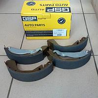 Колодки тормозные задние LANOS,SENS (GSP Auto)