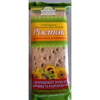 Хлебцы  «Росток»с семенами подсолнечника и кунжутом
