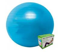 Мяч для фитнеса Profi 85 см (M0278-4) Голубой