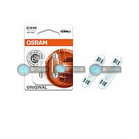 Лампы Osram C5W 12W 5W 6418-BLI2