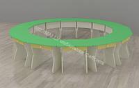 Набор детских столов регулируемых 595*450*42600h