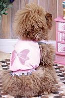 Футболка для собак Добаз, Dobaz BEAUTY розовый       S